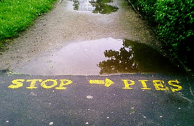 stop pies